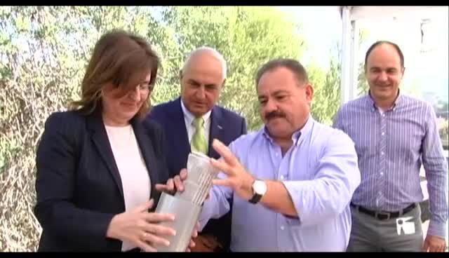 VÍDEO: Colocan la primera piedra de las obras viarias de Sant Joan, cuya reforma acabará en febrero de 2016