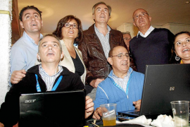 Los 'críticos' de Sant Antoni pedirán a Bauzá que retrase la elección de los alcaldables
