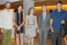 El Colegio de Veterinarios de Balears entregó sus insignias de oro y plata