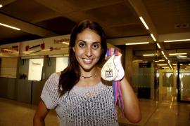 La nadadora Marga Crespí anuncia su retirada