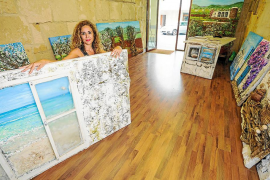 La pintura ibicenca de Marta Torres regresa a París por todo lo alto