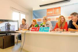 PSOE-Pacte denuncia «descontrol y desorden» durante la temporada turística