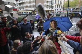 Aguirre: «Podemos no quiere un acuerdo, sino 100.000 euros que no voy a pagar»