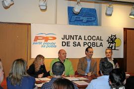 Candidatos del PP en la Part Forana