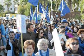 La unión contra las prospecciones petrolíferas volverá a la calle el día 25 de este mes
