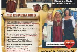 Mercadillo Artesanal Medieval