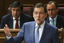 Rajoy: «Hablar de economía ahora es hablar de recuperación y esperanza»