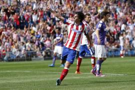 Una victoria convincente rearma al Atlético