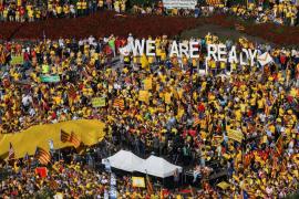 ANC y Òmnium apoyarán el 9N si Mas convoca elecciones en tres meses