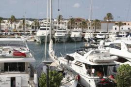 Formentera aglutina más de la mitad de los fondeos de Balears