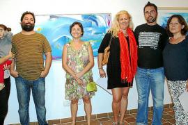 Aina Noguera presenta su obra en Galería Art Mallorca