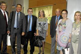Entrega del Premio Agustí Juandó en el Colegio de Abogados