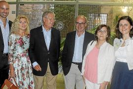 Premio Agustí Juandó a Francesc Riera