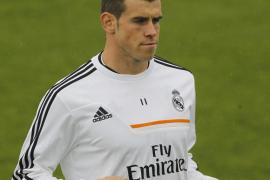 Una lesión muscular hace que peligre el Clásico para Bale