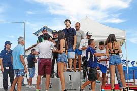 Toni Vingut se proclama campeón nacional del circuito Runabout F2