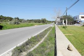 Adjudican las obras de mejora del firme de la carretera de Sant Carles por 1,3 millones
