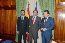 El Govern reitera ante el secretario de Estado el rechazo a las prospecciones