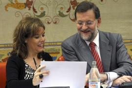 Rajoy insta a Zapatero tras la cumbre de presidentes a que «se olvide de pataletas»