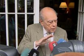 """Pujol: """"Yo no tengo cuentas en Liechtenstein, ni las he tenido nunca"""""""