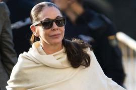 Isabel Pantoja pide que se suspenda su entrada en prisión por blanqueo