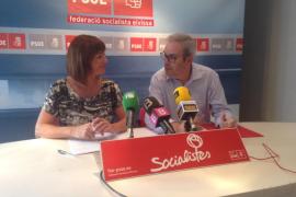 """Armengol tilda de """"caótica"""" la gestión del PP en la reforma del puerto de Eivissa"""