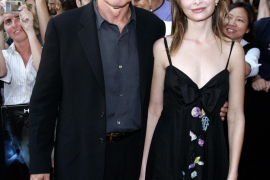 Harrison Ford se casa con Calista Flockhart