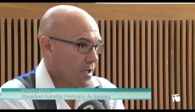 VÍDEO: Pons insiste en que la reforma del puerto de Eivissa és legal