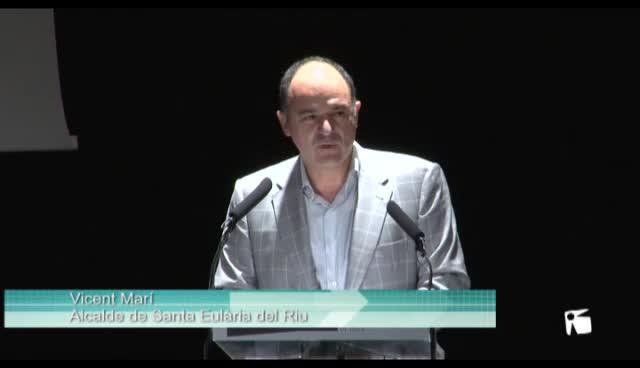 VÍDEO: El rechazo a las prospecciones, presente en el II Foro Turismo Ibiza