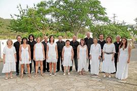 El Petit Cor actúa este sábado en el Centro Cultural Cervantes de Sant Antoni