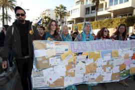 Los colectivos antipetrolíferos de Eivissa convocan una protesta este sábado