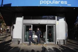 El PP pagó 1,7 millones en dinero negro por las obras en la sede de Génova
