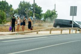 Sancionan con 75.000 euros a los promotores de la fiesta ilegal que se celebró en julio en Es Polvorí