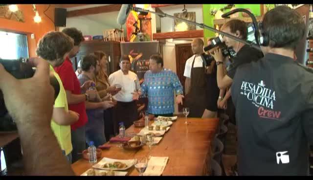 VÍDEO: Yatiri vs Alberto Chicote