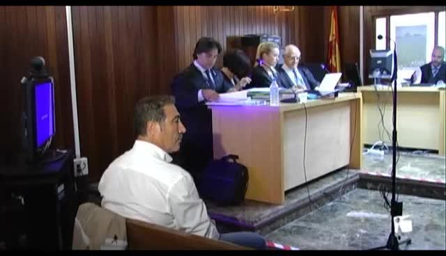 VÍDEO: Roque López «soy consciente del daño que he hecho y me arrepiento, ahora no lo haría»