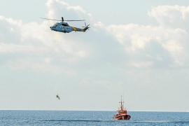 Preparados ante el accidente de un avión en es Codolar y el aeropuerto de Eivissa