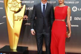 Cristiano Ronaldo, gran  protagonista de la Gala de los Premios LFP 2014