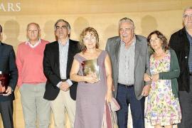 Carme Simó presenta su libro sobre Joaquim Fiol  en el Colegio de Abogados