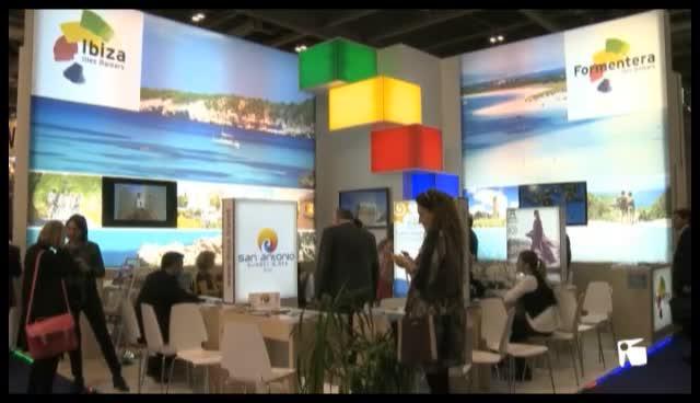 VÍDEO: Eivissa y Formentera compartirán expositor en la World Travel Market