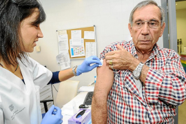13.800 vacunas contra la gripe
