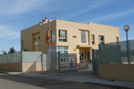 Cuartel de la Guardia Civil en Inca