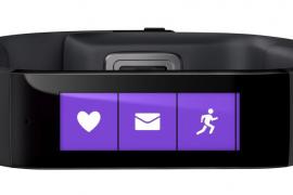 Microsoft lanza su 'wereable' para controlar el estado físico
