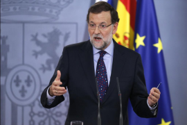 Rajoy: «El que la hace la paga»