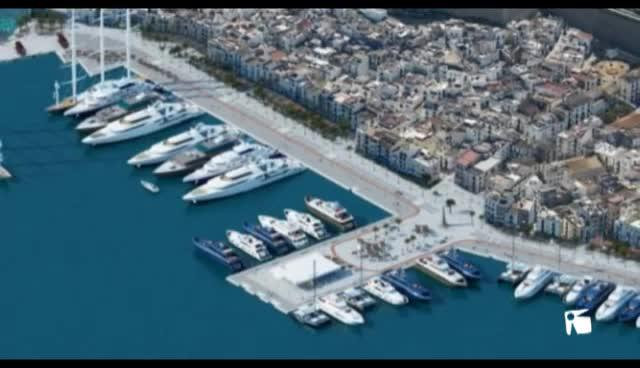 VÍDEO: Vila pide a la APB que devuelva a la ciudad la zona de la Marina que va a remodelar