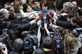El Supremo confirma las condenas de carcel  para los autores del «tartazo» a Barcina