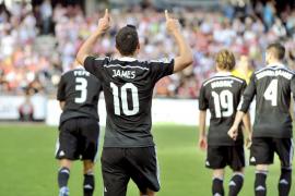 El Real Madrid pasa por encima del Granada
