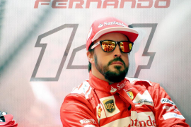 Alonso: «No vamos a esperar ningún milagro»