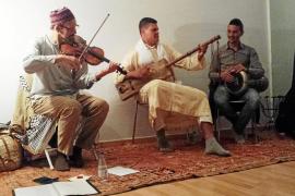 Acordes sufíes en Eivissa