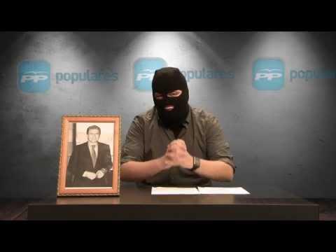 Víctimas del terrorismo critican la parodia emitida en 'La Tuerka' de Pablo Iglesias