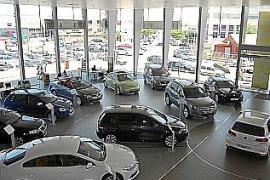 Aumenta la venta de coches nuevos