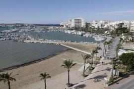 El Govern anuncia en Eivissa una inversión de 1,6 millones en el puerto de Sant Antoni